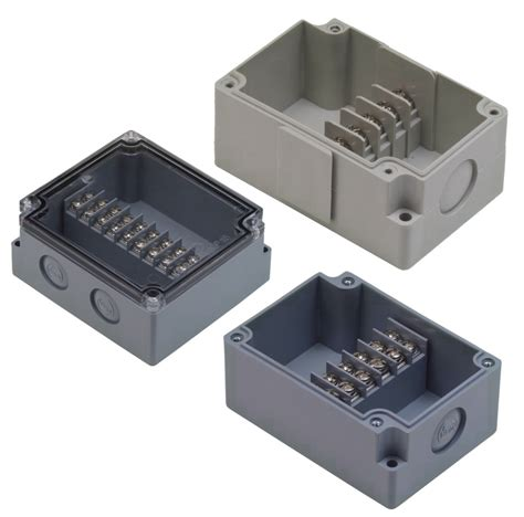 junction box product news on electrical enclosures distribution blocks