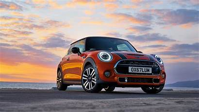 Cooper Mini Wallpapers Beach Sunset Compact F56