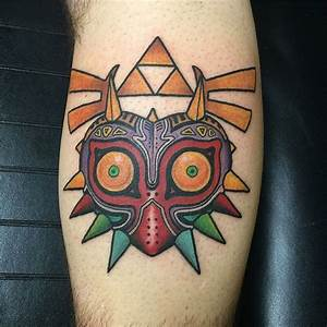 28 Majoras Mask Tattoo Majora S Mask By Xxkimraxx On