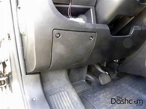 2014 Ram Interior Fuse Box