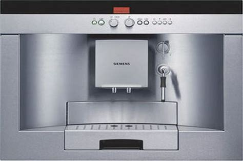 Machine A Cafe Encastrable Machine 224 Caf 233 Encastrable Siemens Tk 68e571 Acier Inox Tk 68e571 Inox 2484080 Darty