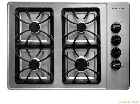 gas cooktop reviews best 4 burners frigidaire ffgc3015l 30 gas cooktop