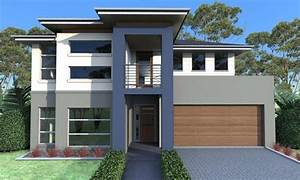 modern house facades colours – Modern House