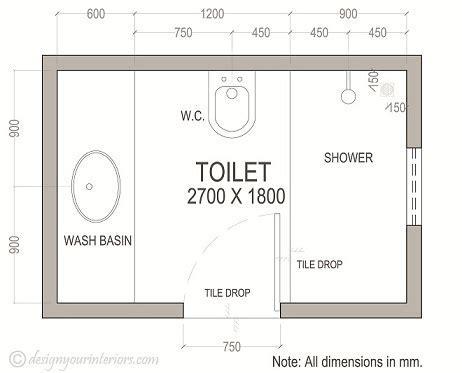 Bathroom Layout, Bathroom Plan, Bathroom Design,Bathroom