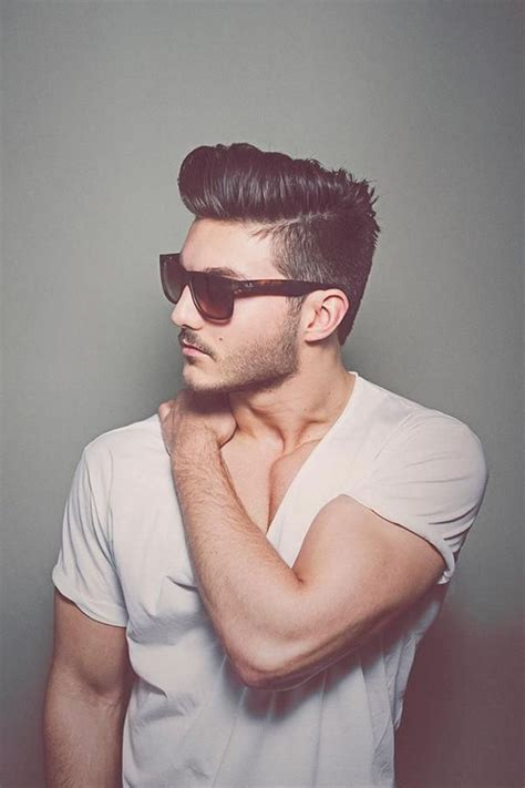 male hairstyles trends  home dezign