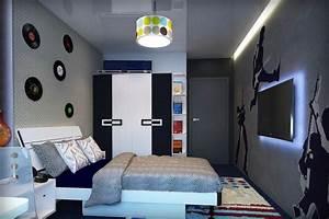Teenager Zimmer Junge : 30 jugendzimmer ideen dekorationen f r coole teenager ~ Sanjose-hotels-ca.com Haus und Dekorationen