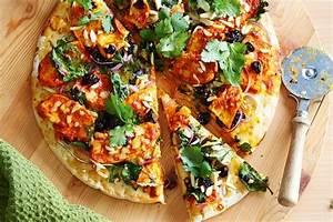 Tandoori Chicken Pizza Recipe - Taste.com.au
