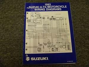 1993 Suzuki Gsxr1100 Gsxr600 Bandit Motorcycle Electrical