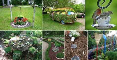 20 inspiring and creative gardening ideas home design