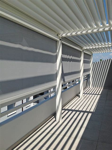 pergolato terrazzo coperture per esterni e pergolati in alluminio italbacolor