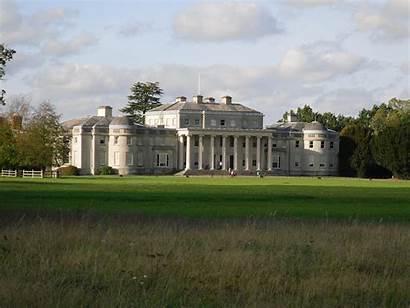 Shugborough Staffordshire Estate Hall Mcdowall Stephen Courtesy
