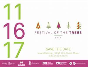 31st Annual Festival of the Trees - Department of Architecture