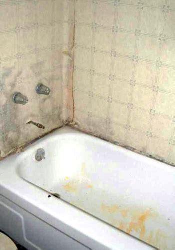 orange mold  bathroom ceiling