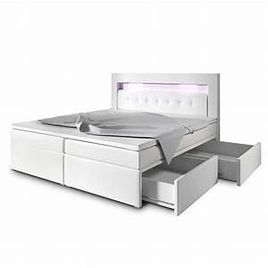 Bett Mit Schubladen 180x200 Weiß : bett mit schubladen finde dein funktionsbett mit bettkasten ~ Bigdaddyawards.com Haus und Dekorationen