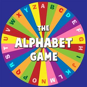 alphabet games driverlayer search engine With letter games