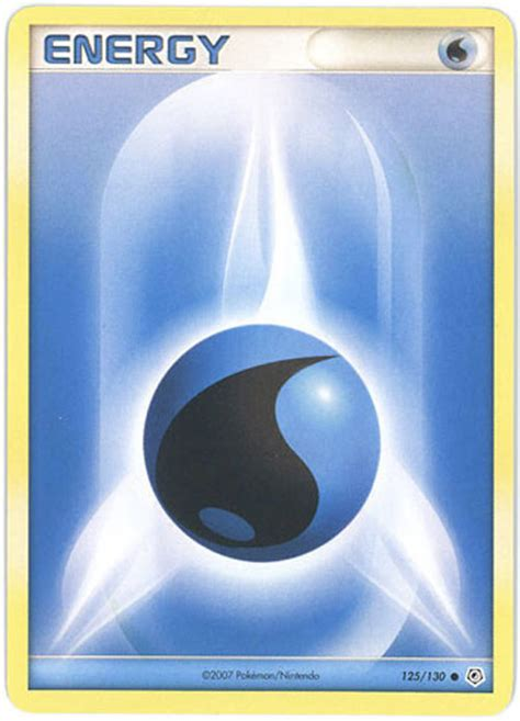 pokemon card water energy blue bbtoystorecom toys