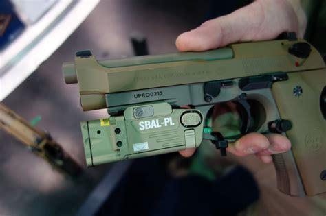 beretta ma high capacity mm combattactical pistol