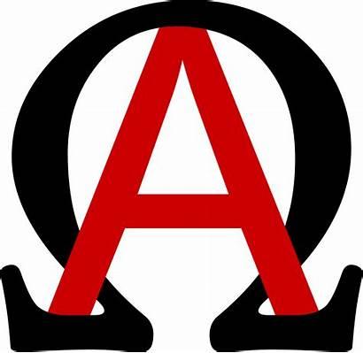 Alpha Symbol Omega Svg Wikimedia Commons