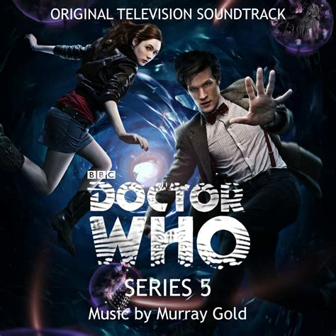 Doctor Who Series 5 Ost Cover By Doctorwhosoundtracks On