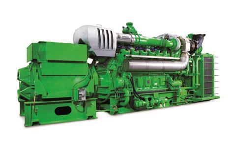 Jenbacher Type 6 Gas Engines