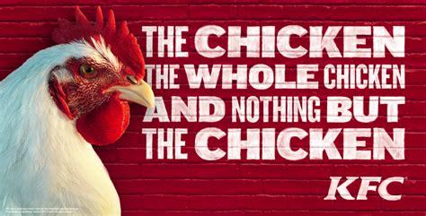 kfc   chicken  mother creative works  drum