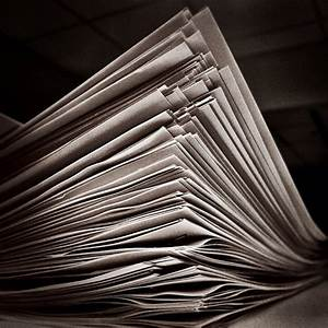 Stack of Papers   Jenni C   Flickr