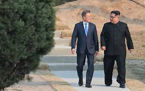 History and handshakes: Five key takeaways from Korea ...
