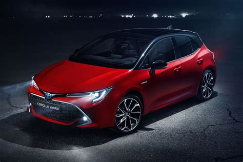 yeni toyota corolla hybrid  toyota cars review