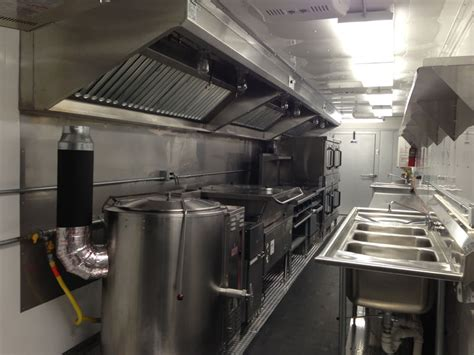 Large 48foot Used Mobile Kitchens For Sale  Us Mobile