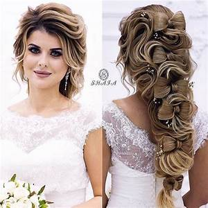 Different Hairstyles In Straight Hair Top Wedding Hairstyles For Long Hair Eve Steps 50