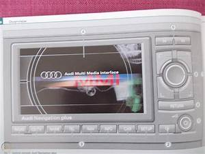 Audi Navigation System Plus  Rns-e  Owners Manual