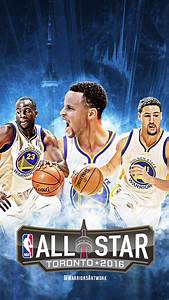 Golden State Warriors: Gamers Wallpaper for iPhone X, 8, 7 ...