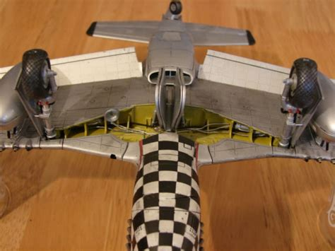 dragon  scale p  mustang large scale planes