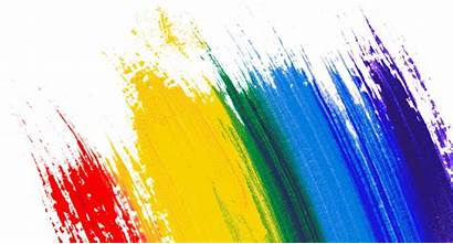 Brush Paint Colour Stroke Svg Background Multi