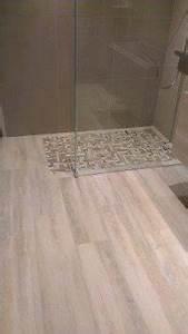 carrelage aspect parquet nivault With parquet pour douche