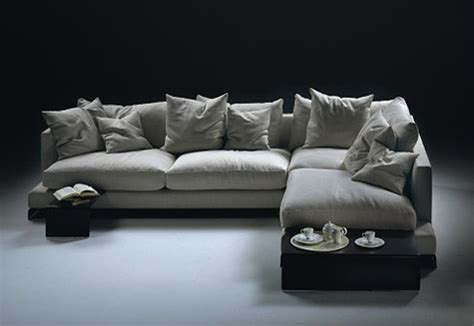 long island sectional sofa  flexform stylepark