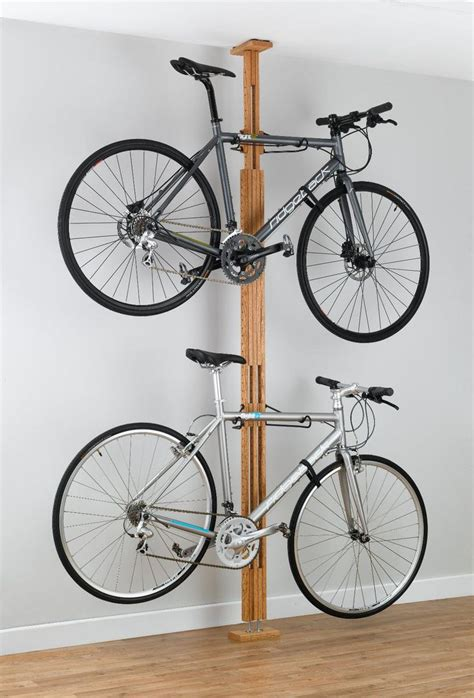 Apartment Bike Rack Solutions by Best 25 Bike Lift Ideas On Bike Storage Lift