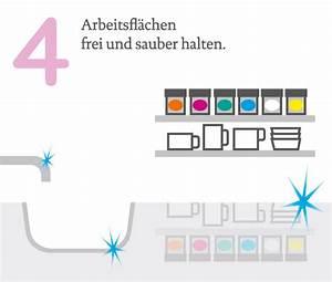 Wohnung Sauber Halten : wohnung k che bad und wc richtig putzen ~ Frokenaadalensverden.com Haus und Dekorationen