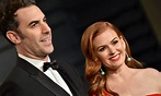 Everything you need to know about Sacha Baron Cohen's wife ...