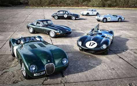 Jaguar E Type Wallpapers Group With 29 Items