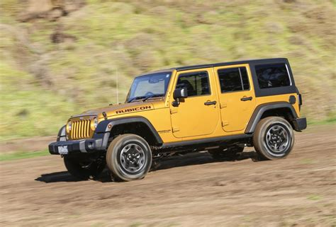 Jeep Wrangler Rubicon Goes X Rated