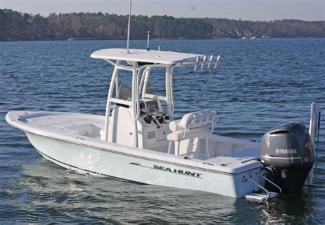 Sea Hunt Boats Bx22 by Used Bay Sea Hunt Boats For Sale Boats