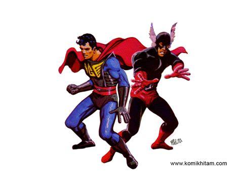superhero mania gundala godam aquanus  superhero