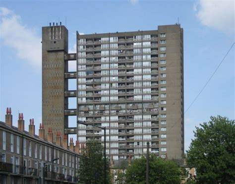 Brutalist Reality Tower Blocks Can Be Dystopia For Real