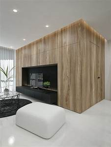 Black, And, White, Interior, Design, Ideas, Modern, Apartment, By, Id, White