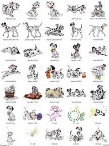 free embroidery designs free embroidery designs dalmatians 70 free disney machine embroidery designs