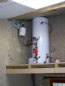 Ballon A Eau : le ballon d 39 eau chaude solaire photo de la salle de bain ~ Premium-room.com Idées de Décoration