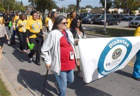 diabetes awareness week columbia va health care system