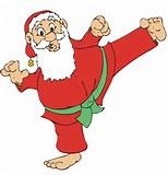 Bildergebnis für Karate Weihnachten