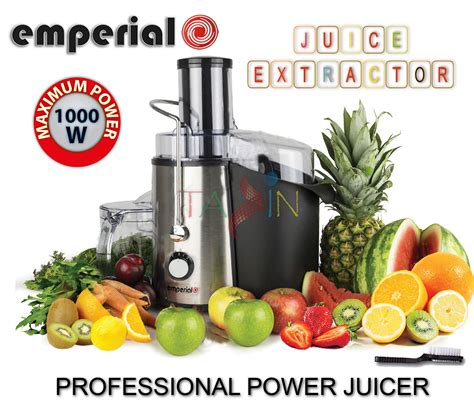 fruit juicer juice vegetable extractor whole electric professional